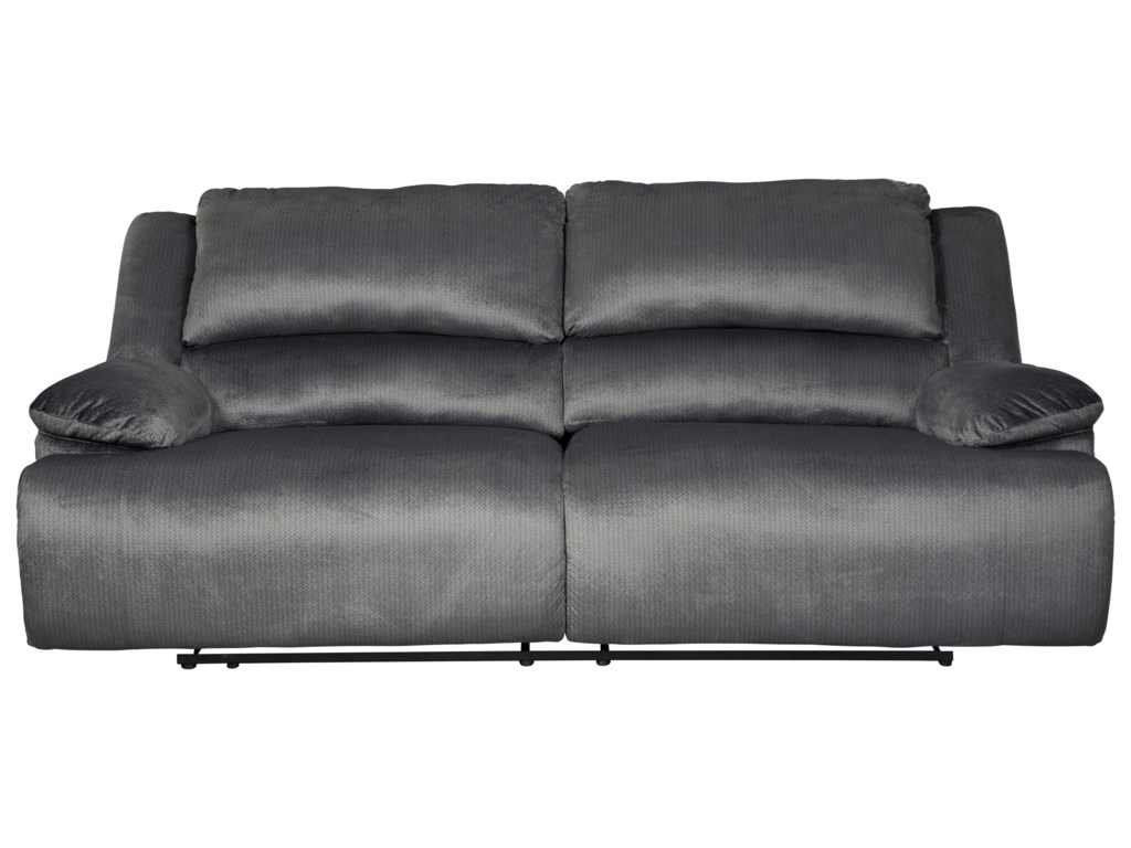 Signature Design by Ashley Clonmel2 Seat Reclining Sofa