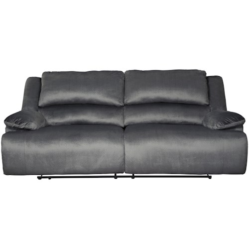 Signature Design by Ashley Clonmel Contemporary 2 Seat Reclining ...