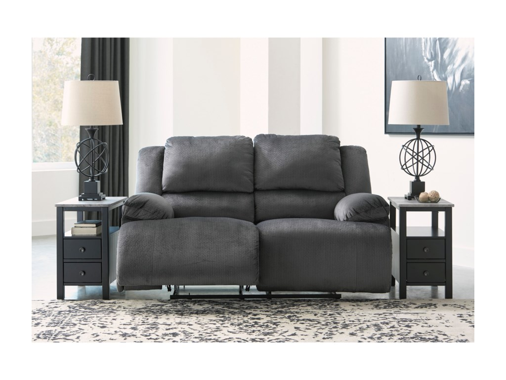 Ashley Signature Design ClonmelReclining Loveseat