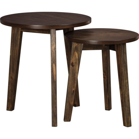 2-Piece Accent Table Set