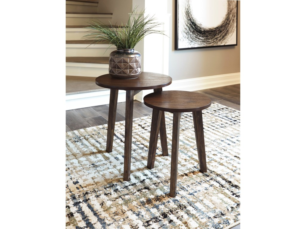 Signature Design by Ashley Clydmont2-Piece Accent Table Set