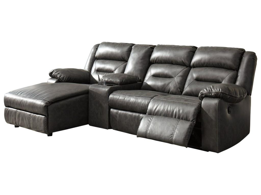 Signature Design By Ashley Coahoma4 Piece Sectional Sofa