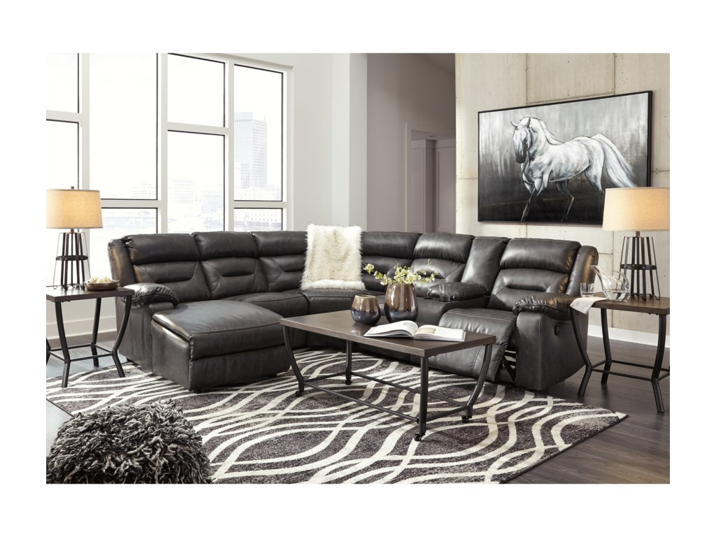 Signature Design by Ashley Coahoma6 Piece Sectional