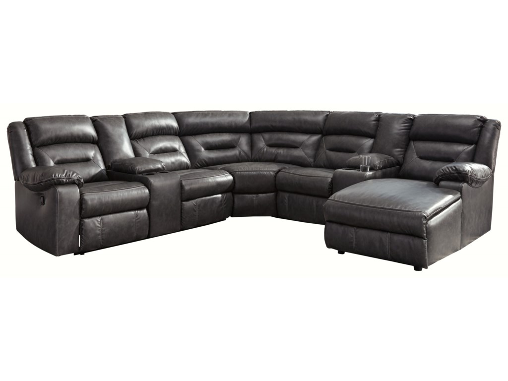 Signature Design by Ashley Coahoma7 Piece Sectional
