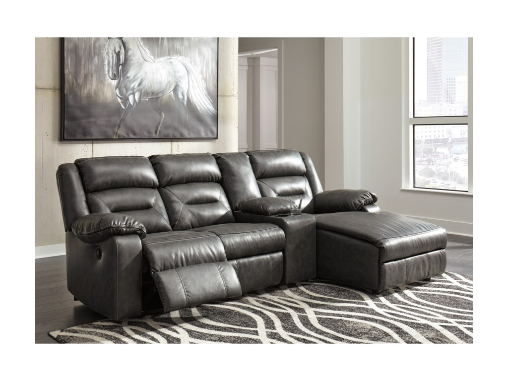 Signature Design by Ashley Coahoma4 Piece Sectional