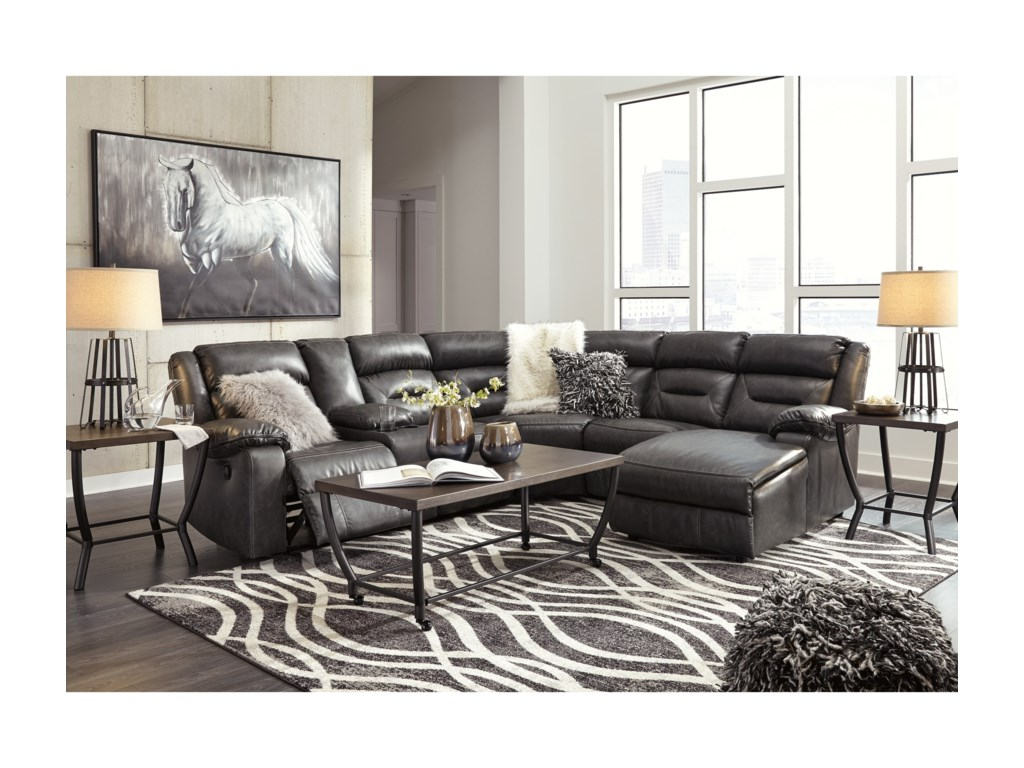 Signature Design by Ashley Coahoma6-Piece Sectional