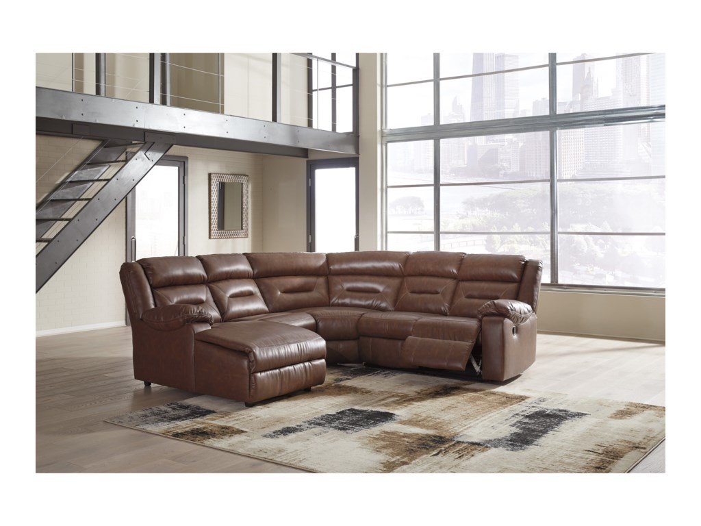 Signature Design by Ashley Coahoma5-Piece Sectional