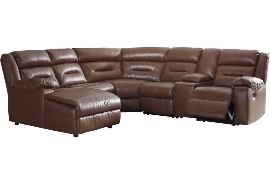 Coahoma 6-Piece Sectional
