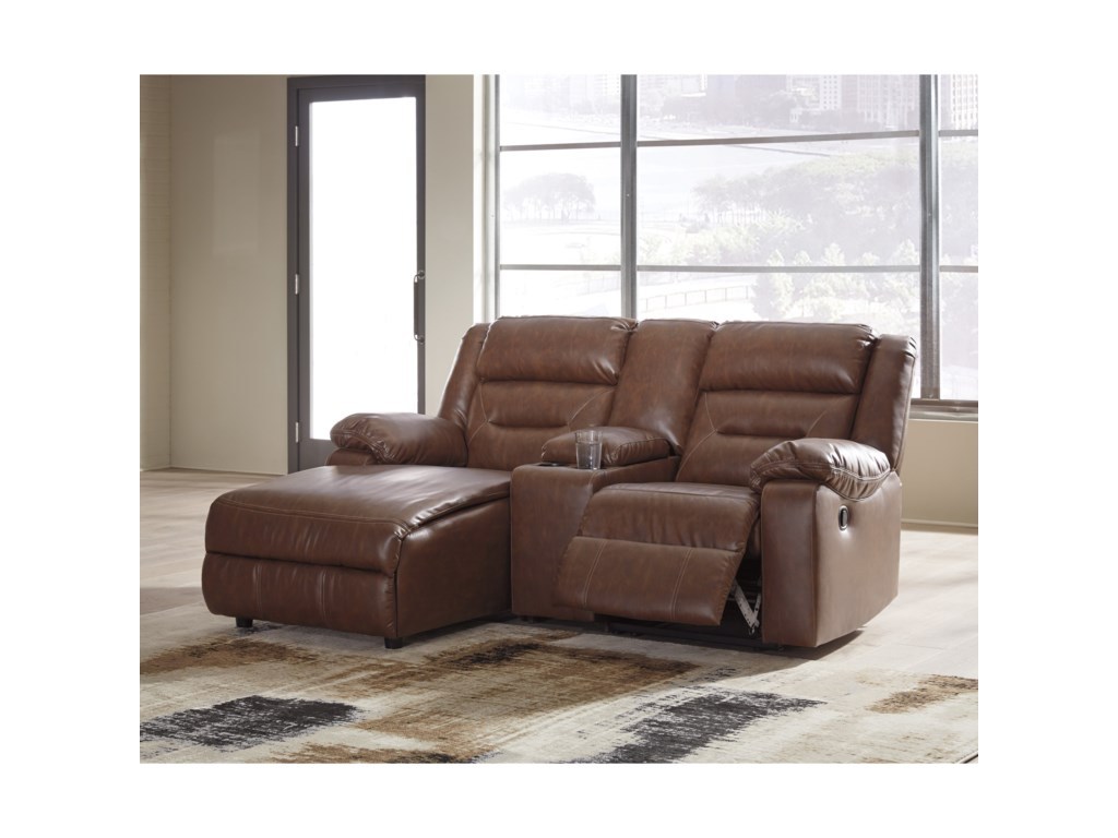 Signature Design by Ashley Coahoma3 Piece Sectional Sofa