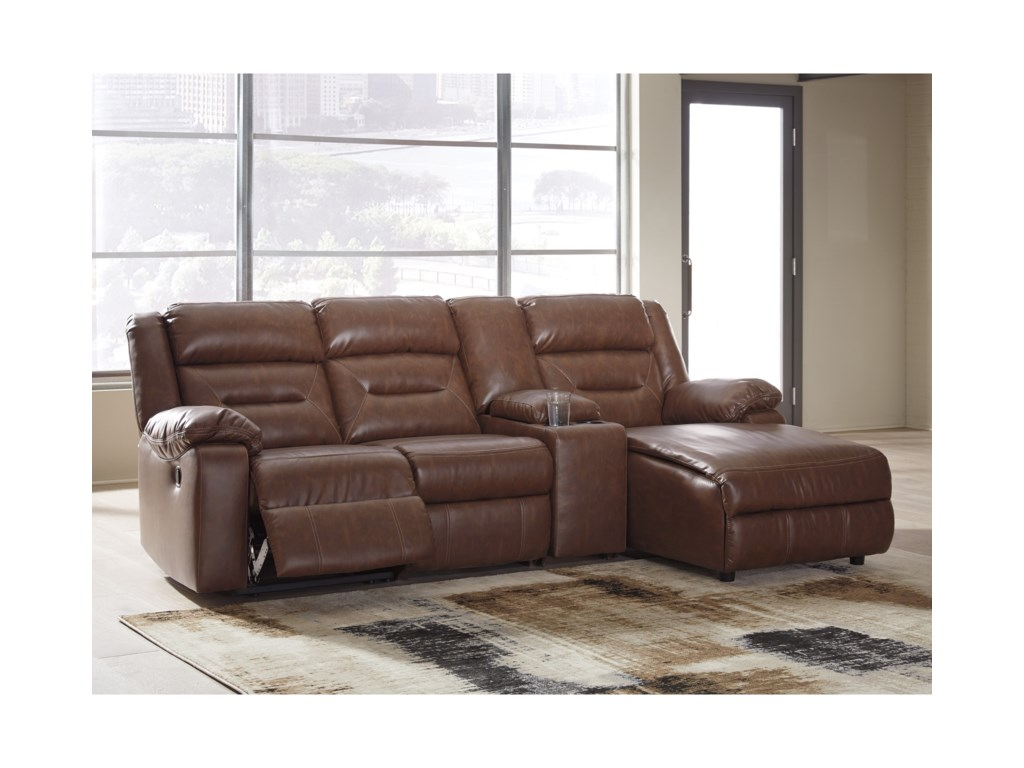 Signature Design by Ashley Coahoma4-Piece Sectional
