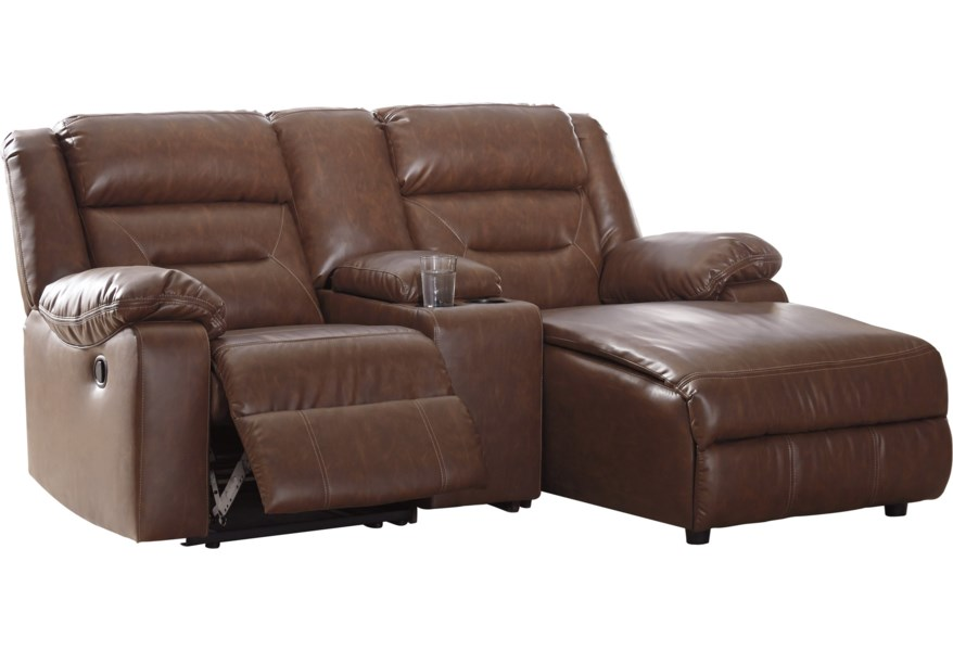 Coahoma 3-Piece Sectional Sofa