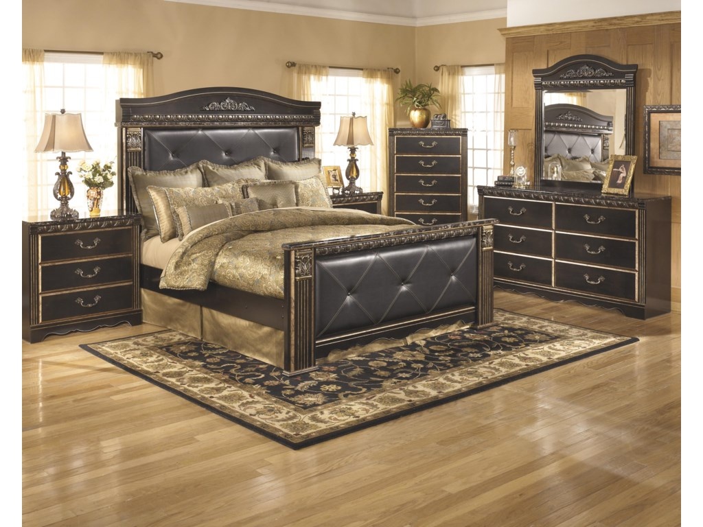Signature Design by Ashley Coal CreekKing Bedroom Group