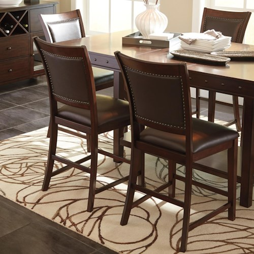 Signature Design by Ashley Collenburg 5-Piece Counter Table Set