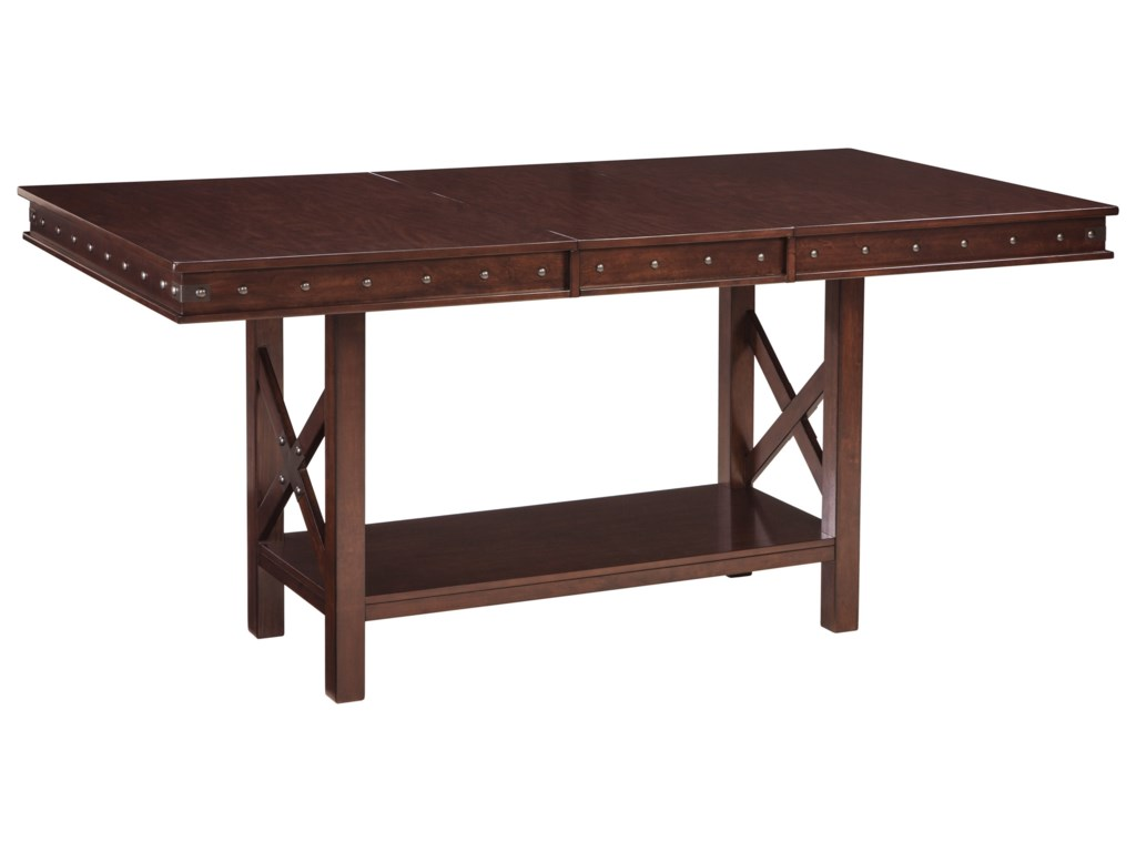 Ashley (Signature Design) Collenburg5-Piece Counter Table Set