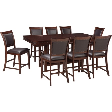 9-Piece Counter Table Set