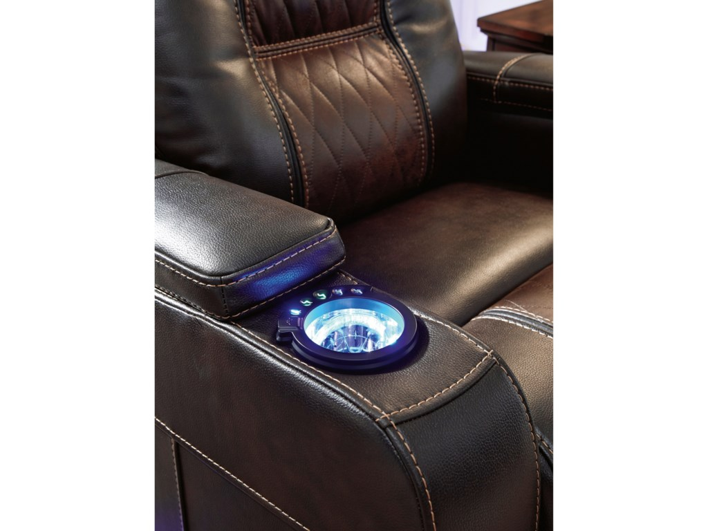 Signature Design by Ashley ComposerPower Recliner