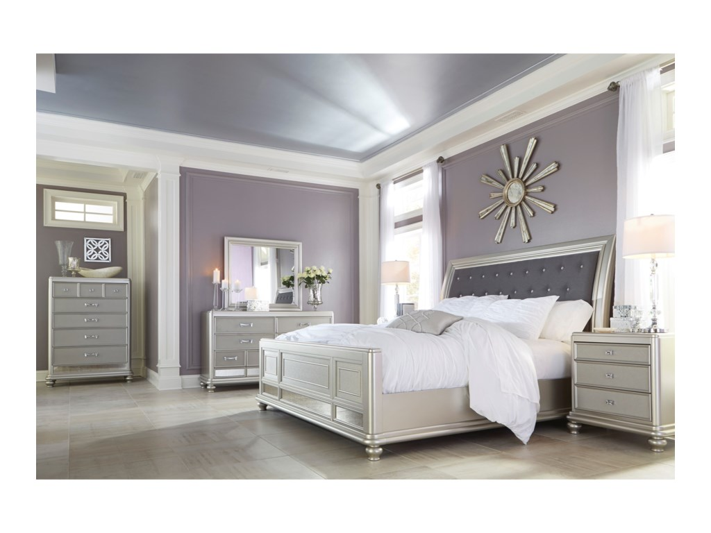 Signature Design by Ashley CoralayneQueen Bedroom Group