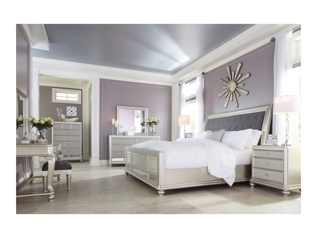 Signature Design by Ashley CoralayneCalifornia King Bedroom Group