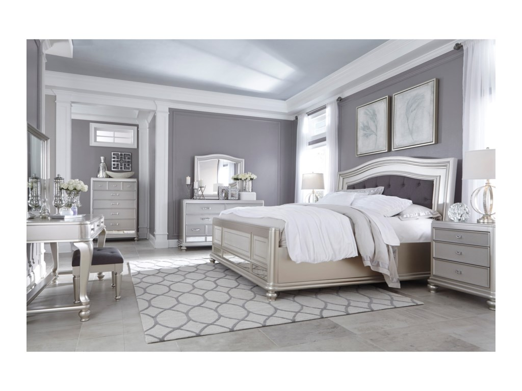 Signature Design by Ashley CoralayneKing Bedroom Group