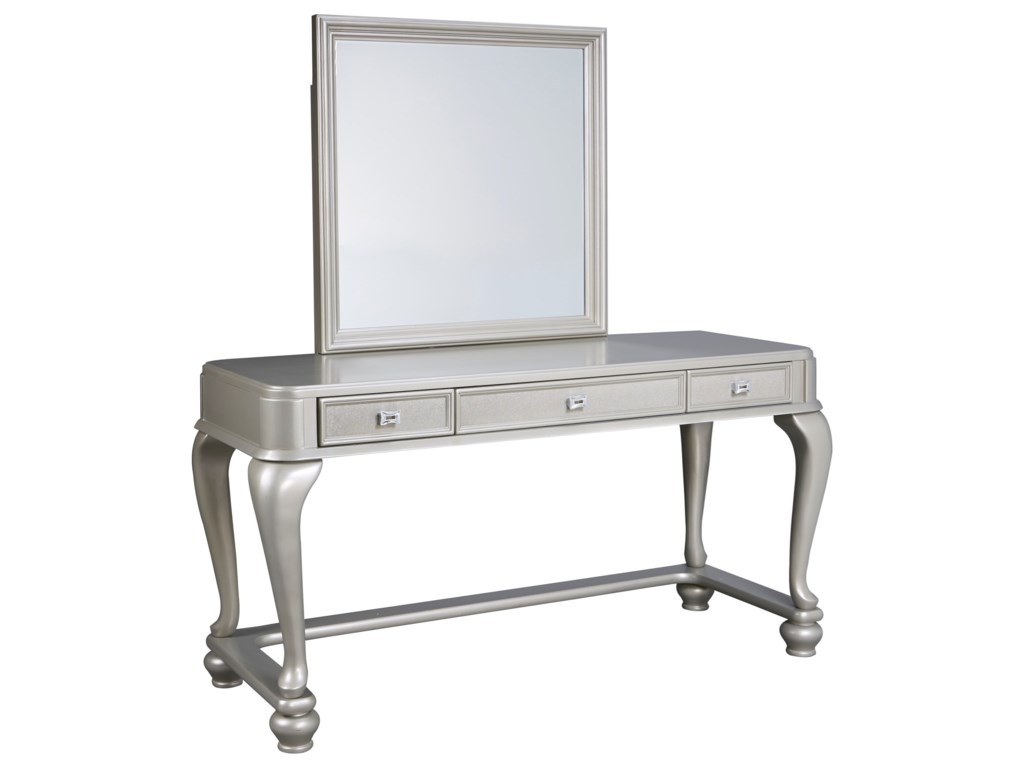 (Up to 50% OFF sale price) Collection # 3 CoralayneVanity & Mirror