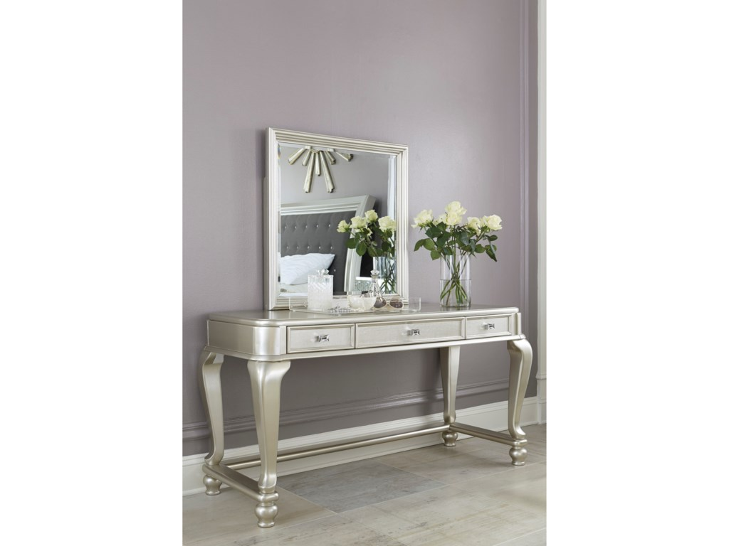 Signature Design by Ashley CoralayneVanity & Mirror