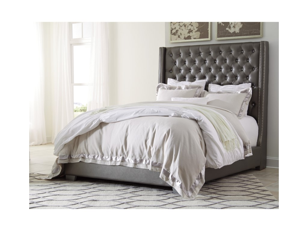 Signature Design by Ashley CoralayneCalifornia King Upholstered Bed