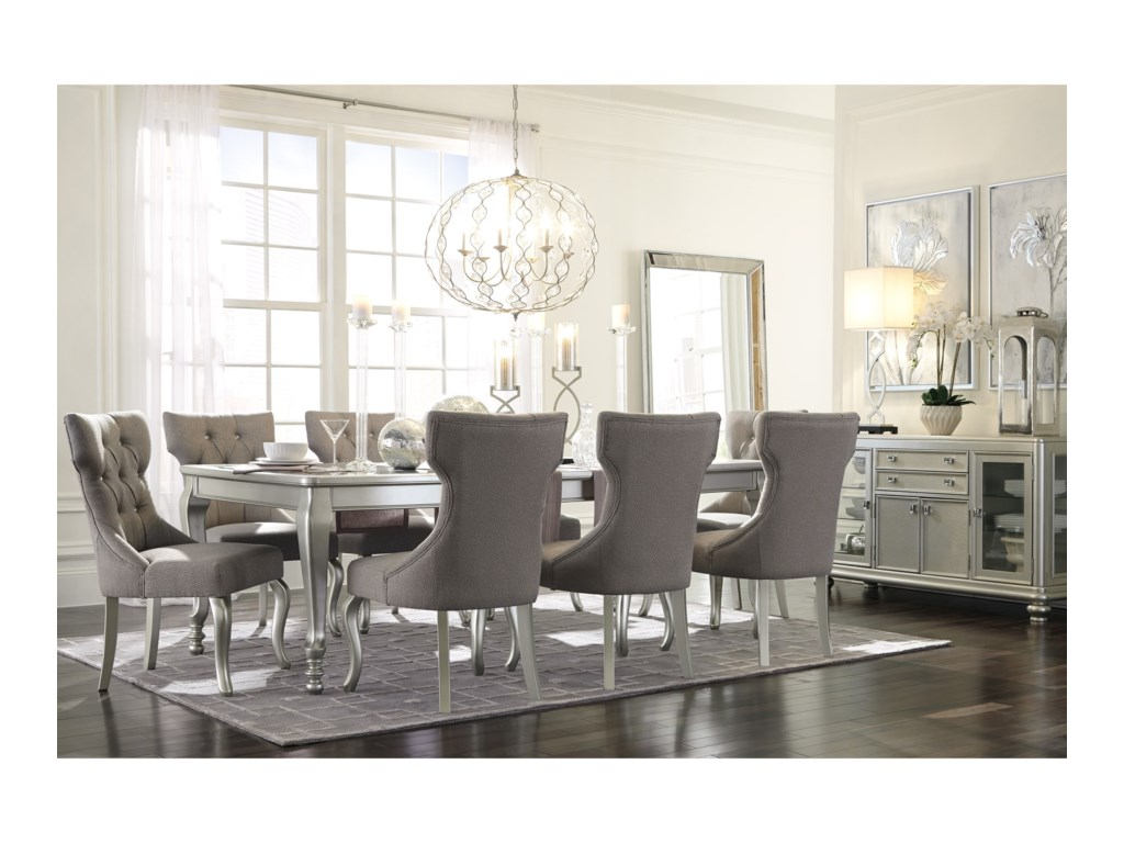 Signature Design By Ashley Coralayne Formal Dining Room Group Royal Furniture Formal Dining Room Groups