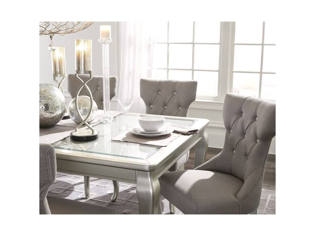 Signature Design by Ashley CoralayneDining Upholstered Side Chair