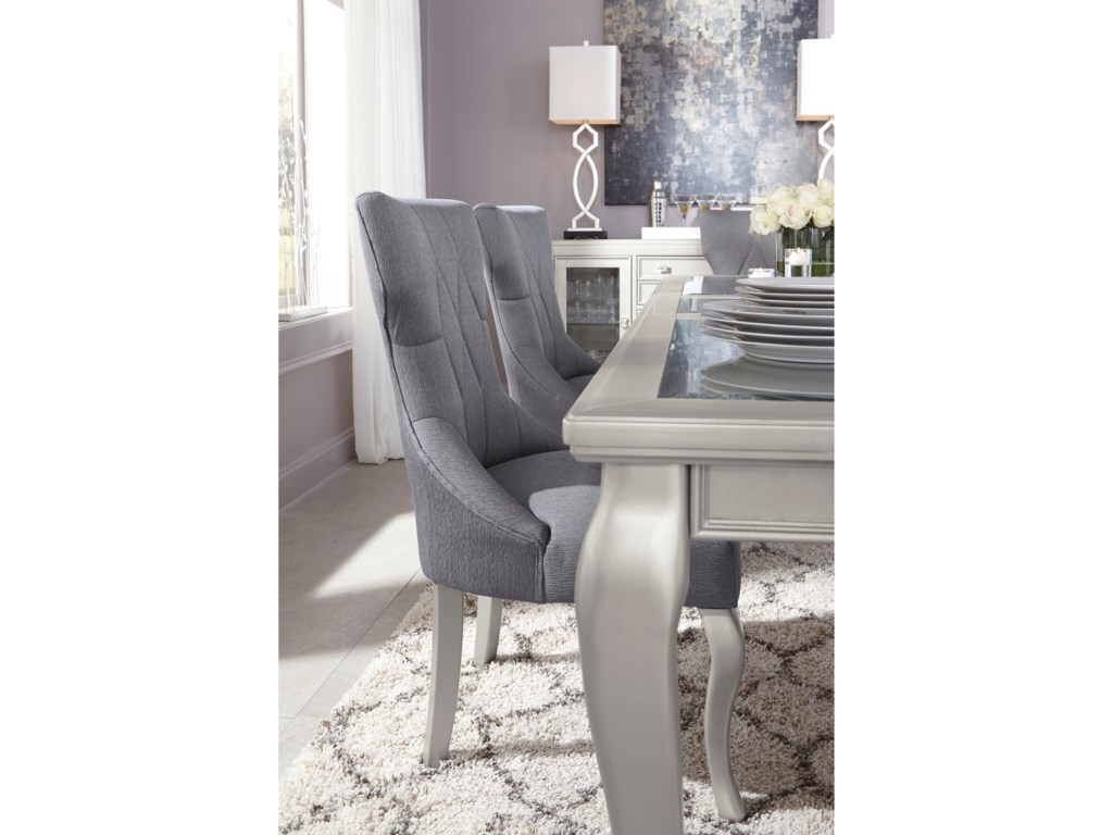 Signature Design by Ashley CoralayneRectangular Dining Room Extension Table