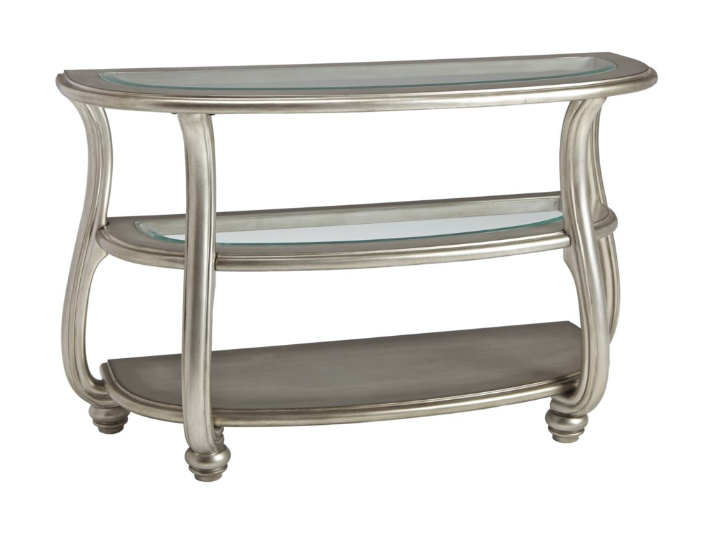 Signature Design CoralayneSofa Table