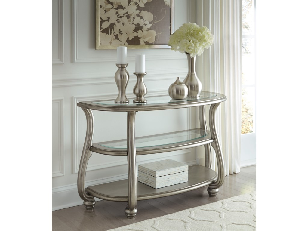 Signature Design by Ashley CoralayneSofa Table