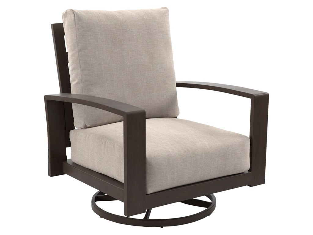 Signature Design by Ashley Cordova ReefSwivel Lounge Chair