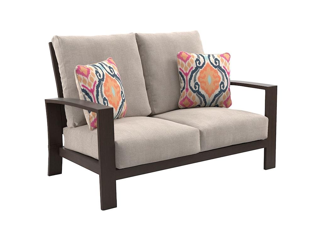 Signature Design by Ashley Cordova ReefLoveseat with Cushion