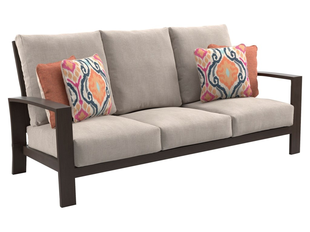 Signature Design By Ashley Cordova Reefsofa With Cushion
