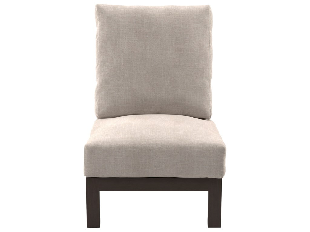 Signature Design by Ashley Cordova ReefArmless Chair with Cushion