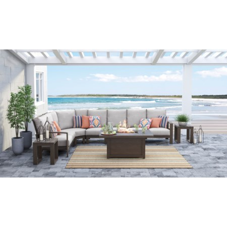 Outdoor Sectional Group
