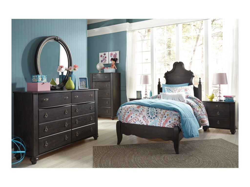 storage beds underbed b with by design twin signature furniture products bed panel ashley poster