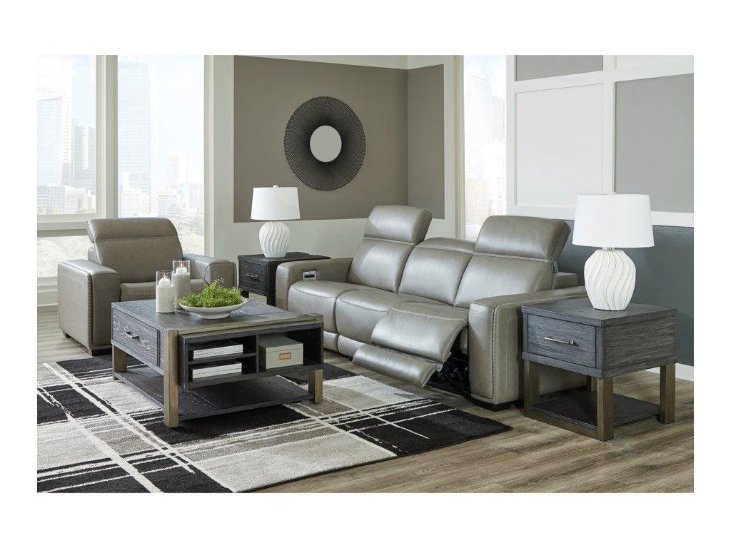 Signature Design by Ashley CorrezePower Reclining Living Room Group