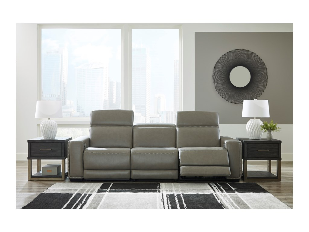 Signature Design by Ashley CorrezePower Reclining Sofa