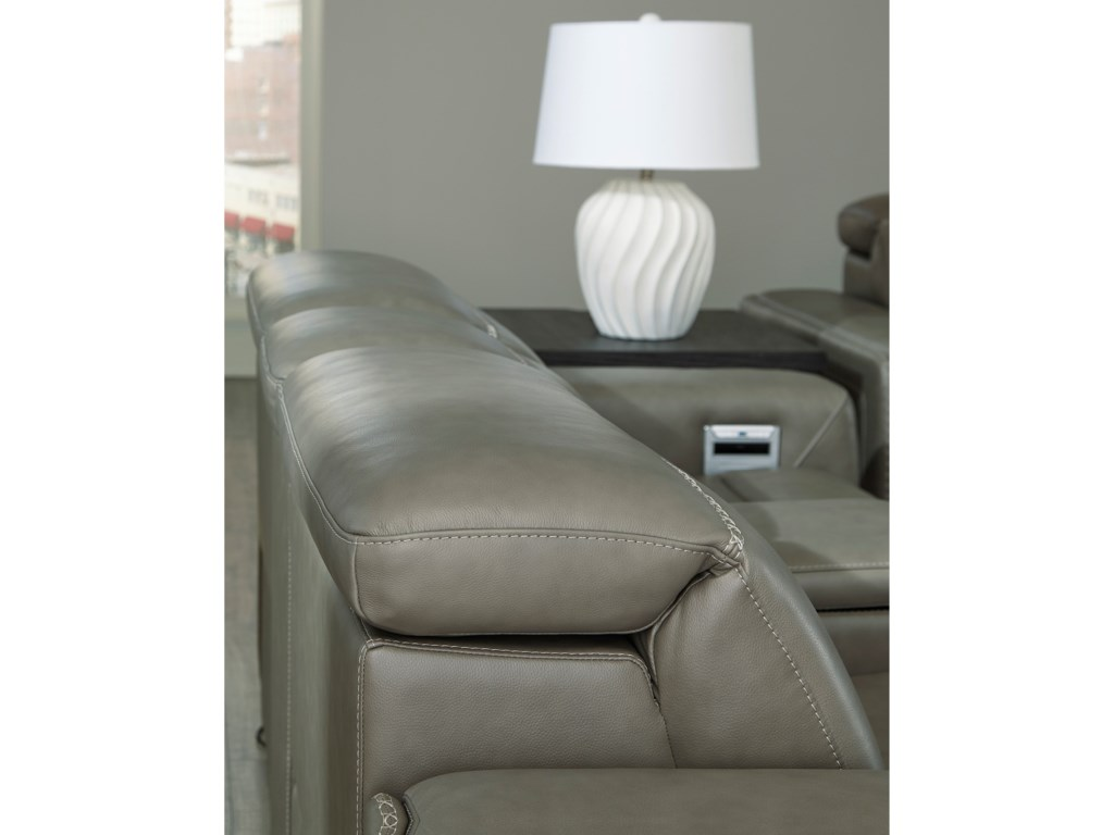 Signature Design by Ashley CorrezePower Reclining Loveseat