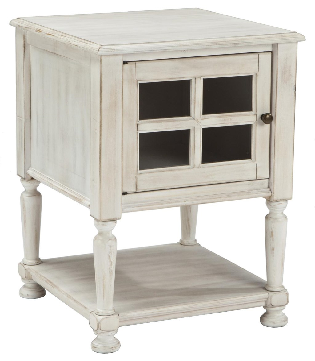 Signature Design by Ashley Mirimyn Chair Side End Table with