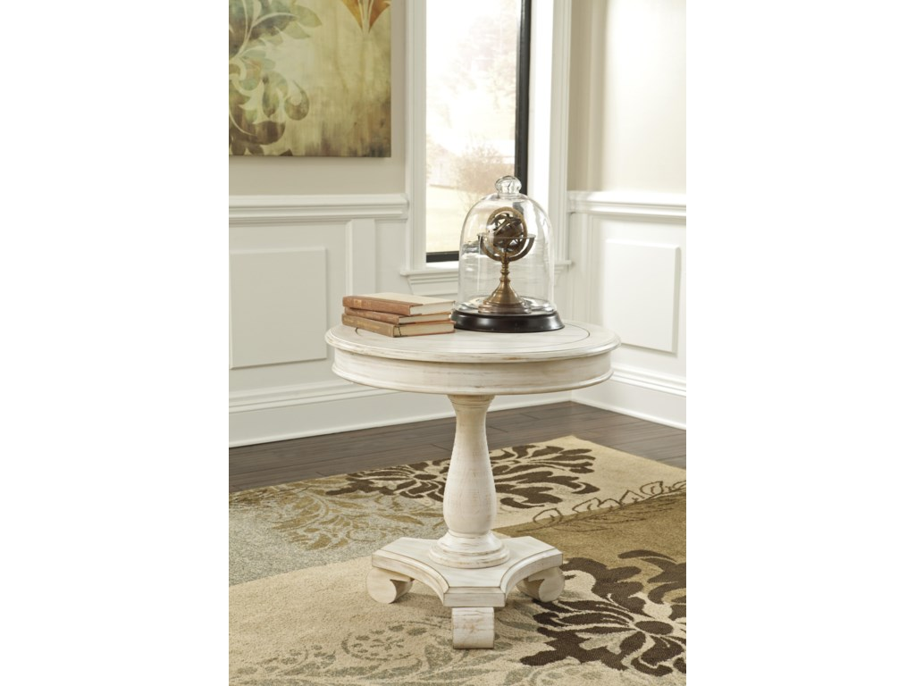 Signature Design by Ashley MirimynRound Accent Table