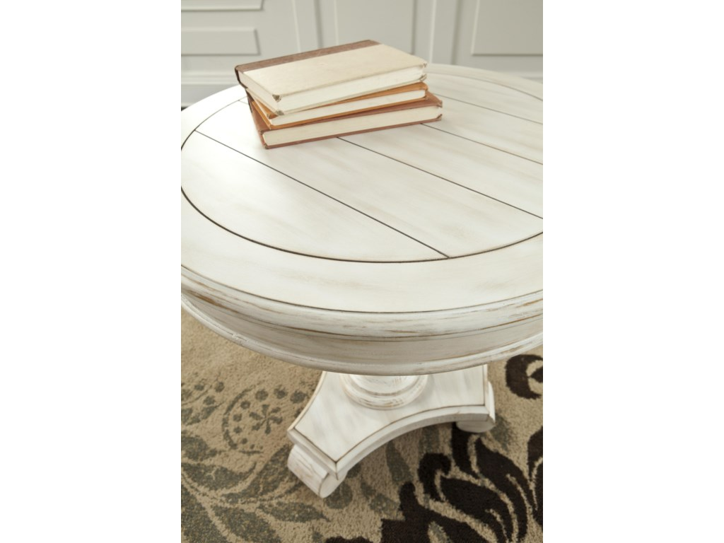 Signature Design by Ashley  Round Accent Table