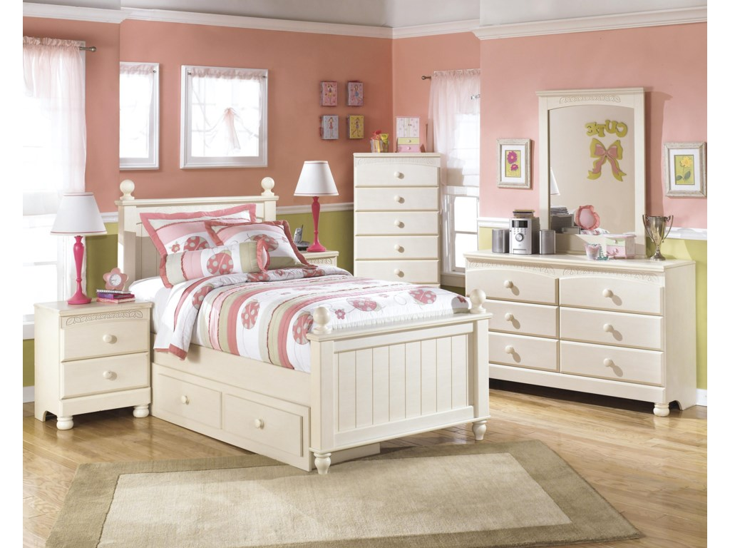Signature Design by Ashley Cottage RetreatTwin Bedroom Group