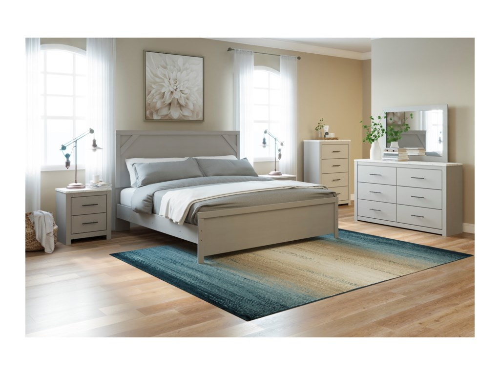 Signature Design by Ashley CottenburgKing Bedroom Group