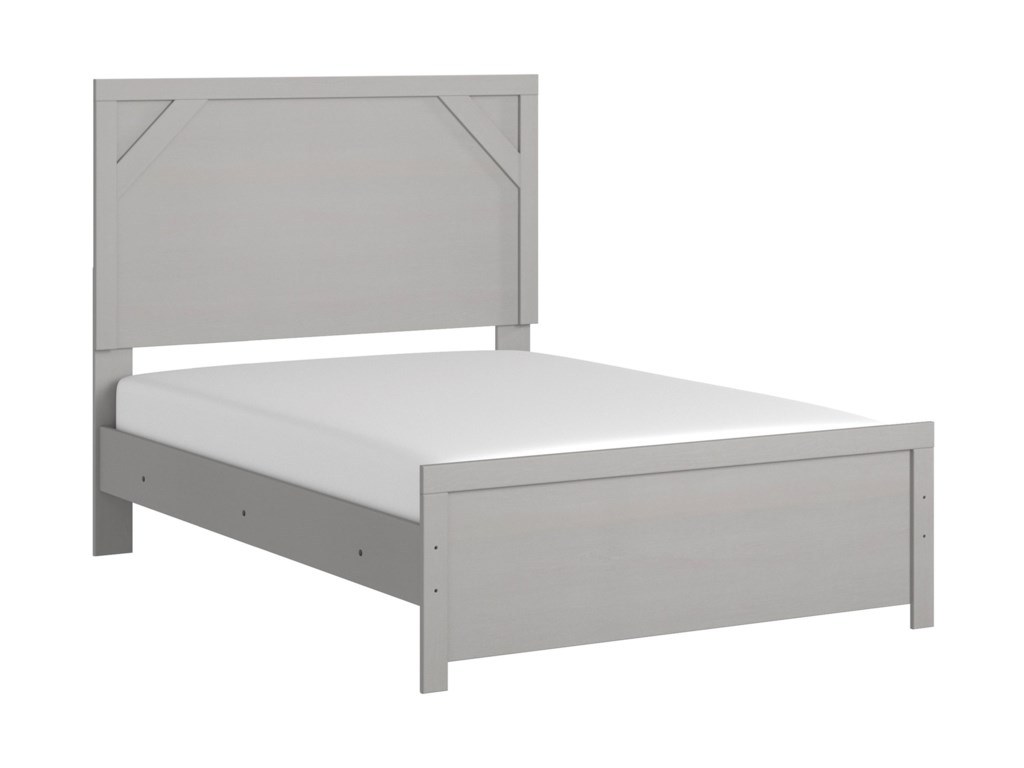 Signature Design by Ashley CottenburgFull Panel Bed