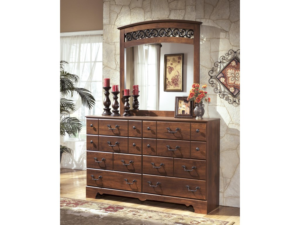 Signature Design by Ashley Timberline8-Drawer Dresser