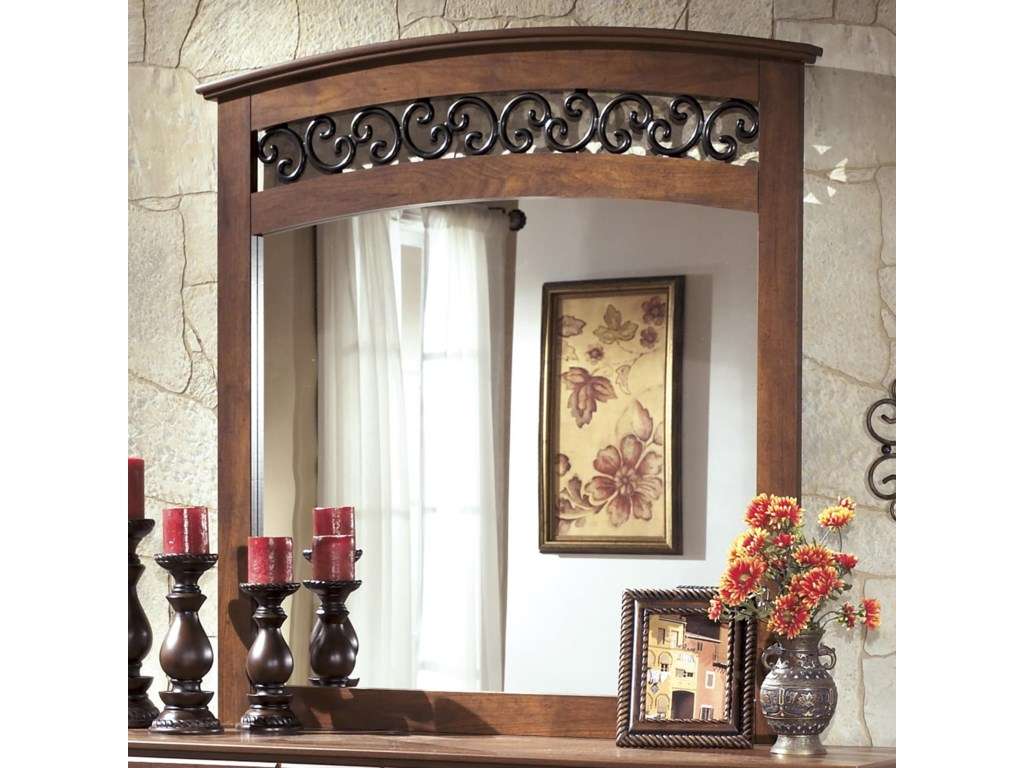 Signature Design by Ashley TimberlineArched Mirror