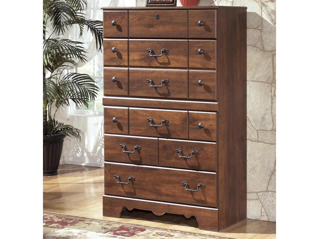 Ashley (Signature Design) Timberline5-Drawer Chest