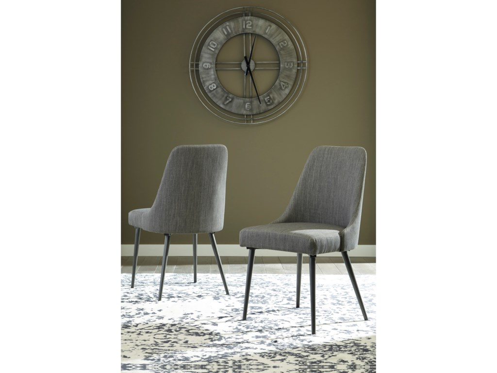 Signature Design by Ashley CovertyUpholstered Side Chair